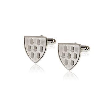 Sevenoaks Silver Cufflinks