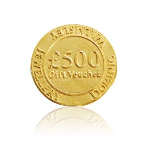 £500 Gift Coin