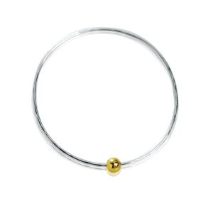 Conjunctus Semper Kinetic Bead Bangle