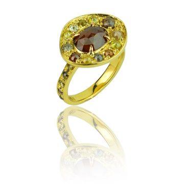 tamboli diamond ring